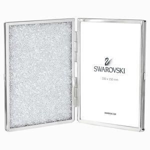 Swarovski Ramka na zdjęcia Crystalline  - Biały