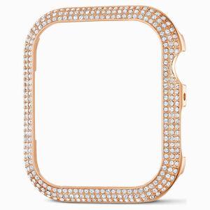 Swarovski Etui Sparkling 44 mm kompatybilne z Apple Watch®, odcień różowego złota  - Odcień różowego złota