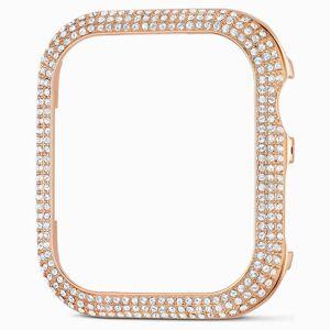 Swarovski Etui Sparkling 40 mm kompatybilne z Apple Watch®, odcień różowego złota