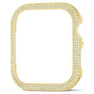 Swarovski 40mm Sparkling Etui kompatybilne z Apple Watch ®, Odcień złota  - Odcień złota