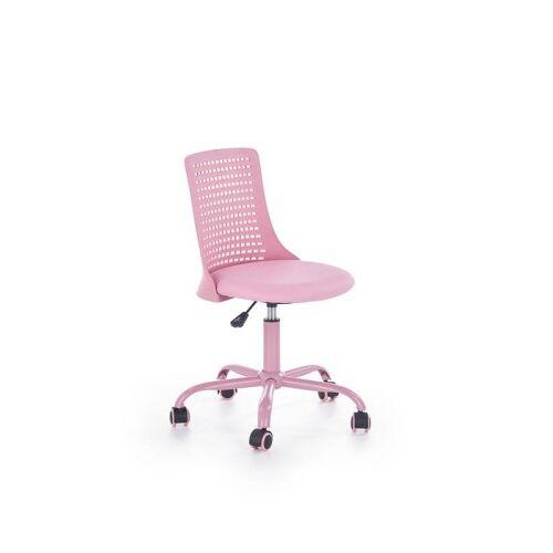 Halmar PURE fotel młodzieżowy różowy