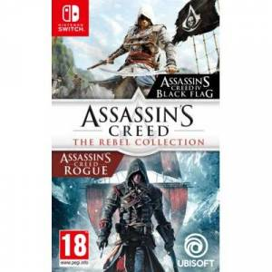 Nintendo Gra Nintendo Switch Assassin's Creed: The Rebel Collection