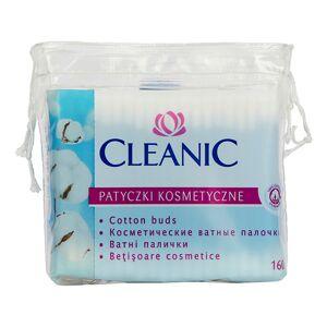 Cleanic Patyczki Kosmetyczne 160 szt. Zapas