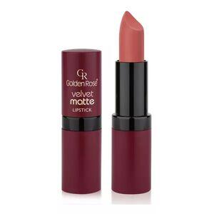 Golden Rose Velvet Matte Lipstick Matowa Pomadka Do Ust 26