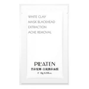 Pilaten White Mask biała maska do twarzy 10g