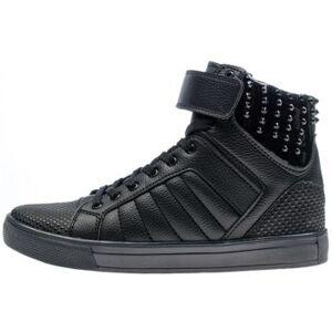 RIPRO Buty męskie czarne Denley 3004