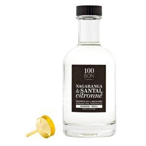 100BON Esencja wody perfumowanej Nagaranga Et Santal Citronne Edp Conc 200ml Wkład