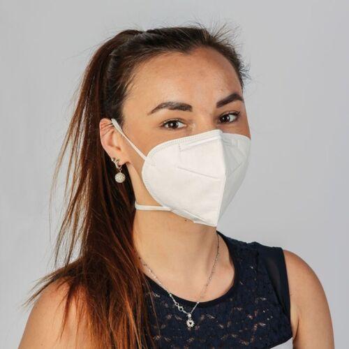 B2B Partner Respirator ffp2 bez zaworu, 20 szt.