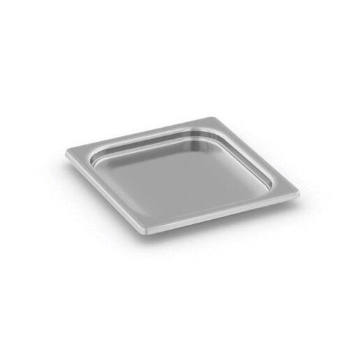 B2B Partner Pojemnik gastronomiczny ze stali nierdzewnej gn 2/3, 353x325x20 mm