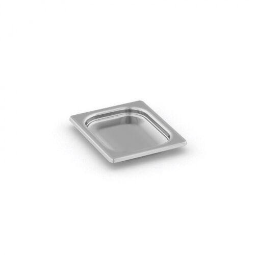 B2B Partner Pojemnik gastronomiczny ze stali nierdzewnej gn 1/2, 325x265x20 mm