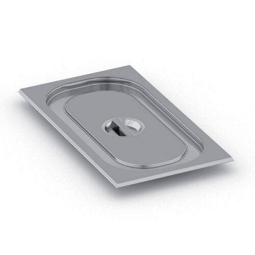 B2B Partner Pokrywa gastronomiczna ze stali nierdzewnej gn 1/3, 325 x 176 mm