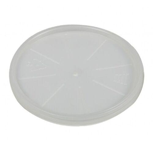 B2B Partner Pokrywka do miski termicznej na zupę, opakowanie 500 szt.