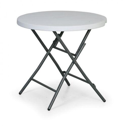 B2B Partner Okrągły stół cateringowy, średnica 800 mm
