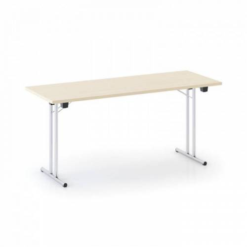 B2B Partner Stół składany fold 1600 x 800 mm, buk