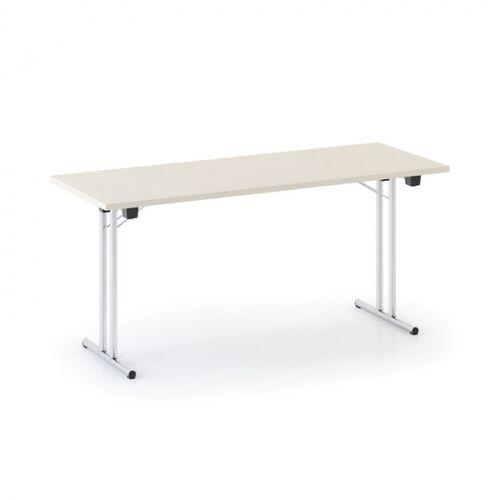 B2B Partner Stół składany fold 1800 x 800 mm, brzoza