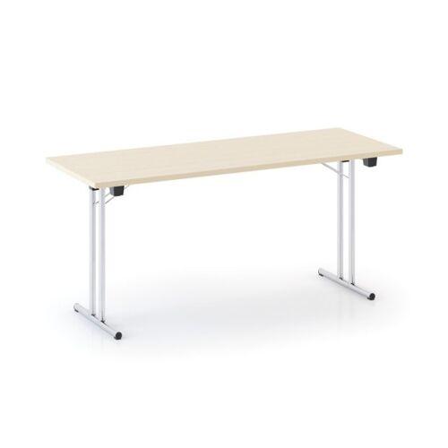 B2B Partner Stół składany fold 1800 x 800 mm, buk