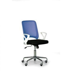 B2B Partner Krzesło biurowe flexim, niebieski