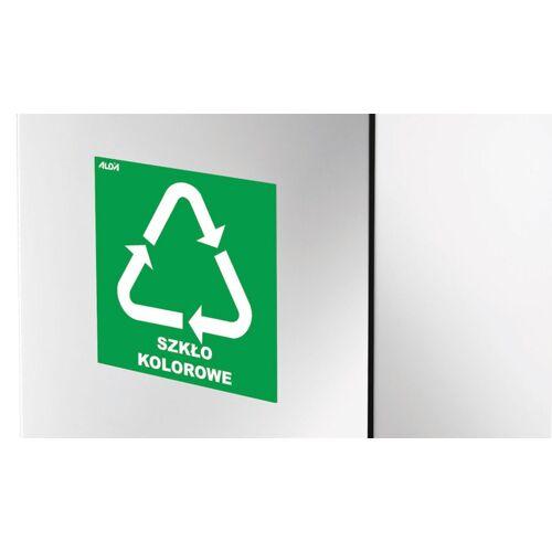Alda Naklejki- odpad segregowany