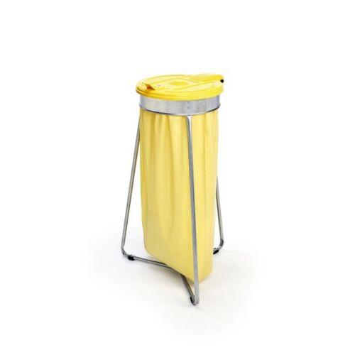B2B Partner Trójnożny stojak na 1 worek na śmieci 70/120 l