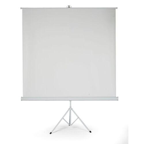 B2B Partner Ekran projekcyjny na statywie 1800x1800 mm