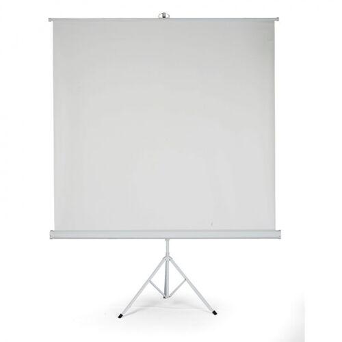 B2B Partner Ekran projekcyjny na statywie 2000x2000 mm