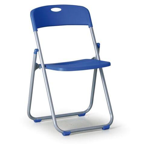 B2B Partner Krzesło składane clack, niebieske