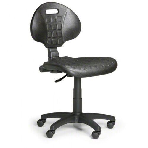 B2B Partner Krzesło pur, stały kontakt, do miękkich podłóg