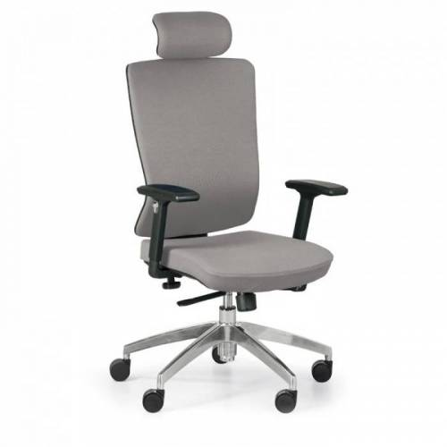 B2B Partner Krzesło biurowe ned f, szary