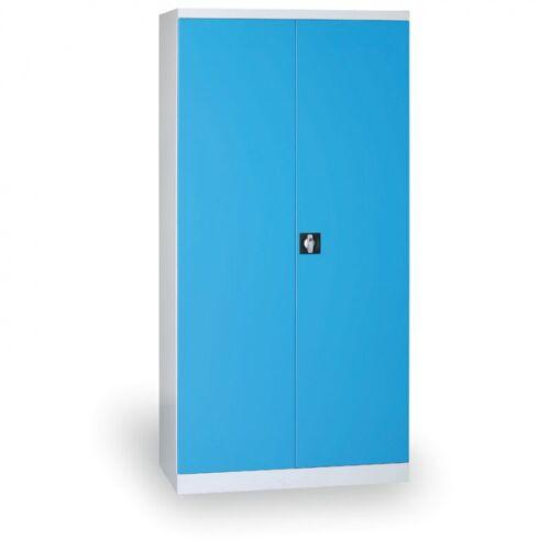 B2B Partner Metalowa szafa demontowana, 1820 x 850 x 390 mm, niebieski