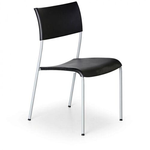 B2B Partner Krzesło kuchenne forever, czarne