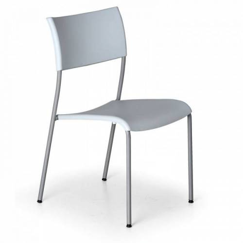 B2B Partner Krzesło kuchenne forever, szare