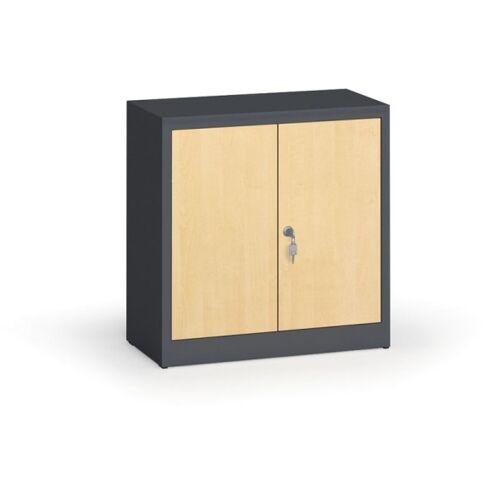 Alfa 3 Szafy spawane z laminowanymi drzwiami, 800 x 800 x 400 mm, ral