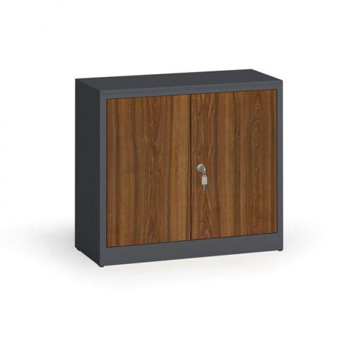 Alfa 3 Szafy spawane z laminowanymi drzwiami, 800 x 920 x 400 mm, ral