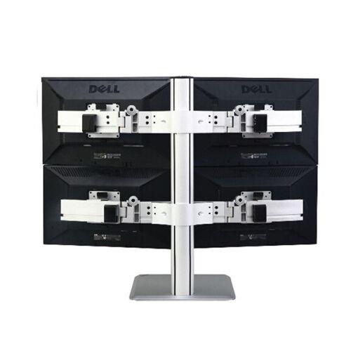 B2B Partner Uchwyt na 4 monitory, stojakowy