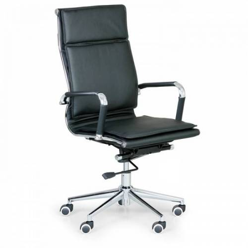 B2B Partner Krzesło biurowe kit, skóra