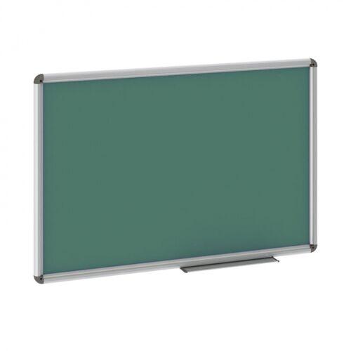 B2B Partner Zielona tablica magnetyczna, 90 x 150 cm