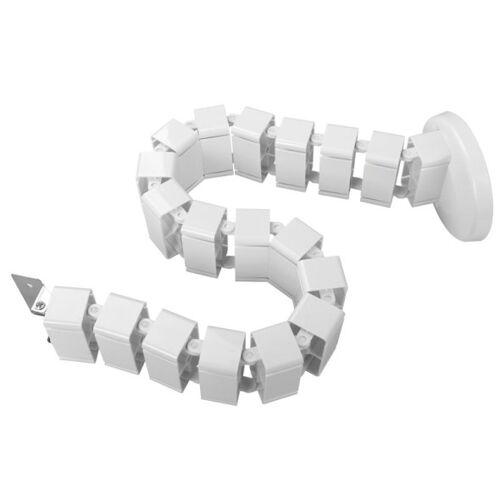 B2B Partner Maskownica kabli biały