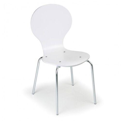 B2B Partner Krzesło drewniane wait, 4 szt