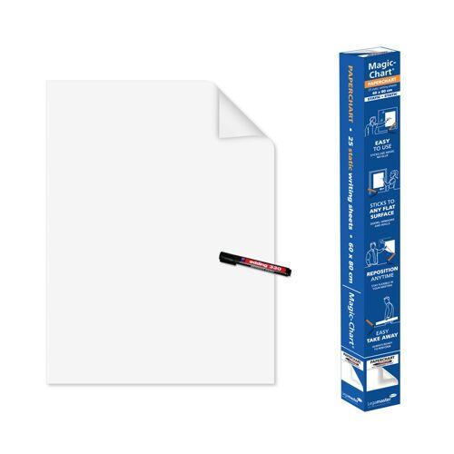 B2B Partner Papierowa folia markerowa