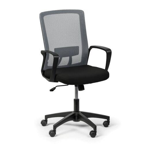 B2B Partner Krzesło biurowe, szary