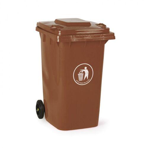 B2B Partner Plastikowy pojemnik na odpady 240 litrów