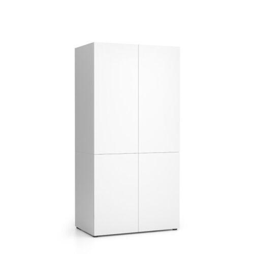 PLAN Szafka kuchenna nika 1000 x 600 x 2000 mm, biały