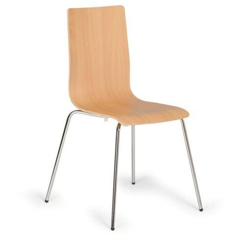 B2B Partner Drewniane krzesła kent, buk