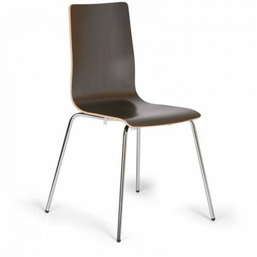 B2B Partner Drewniane krzesła kent, wenge