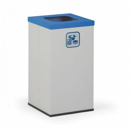 B2B Partner Kosz do segregacji śmieci z wewnętrznym pojemnikiem 42 l,