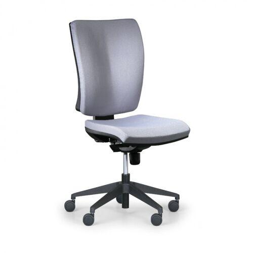 Antares Krzesło biurowe leon plus, szary - bez podłokietników