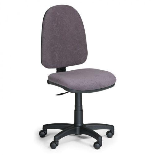 B2B Partner Biurowe krzesło torino bez podłokietników - szare