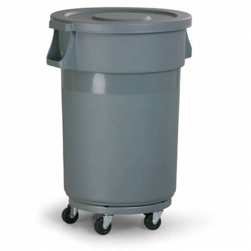 B2B Partner Pojemnik przemysłowy na odpady, 168 litrów