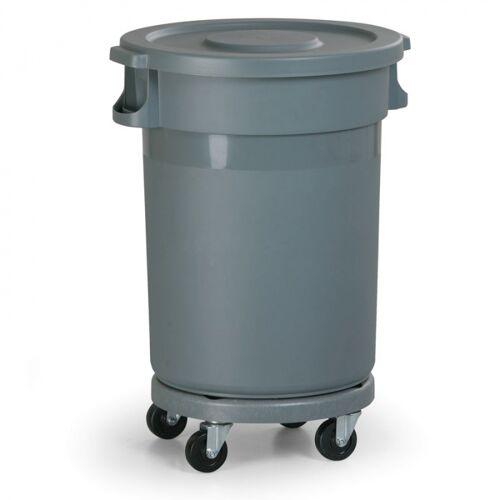 B2B Partner Pojemnik przemysłowy na odpady, 80 litrów