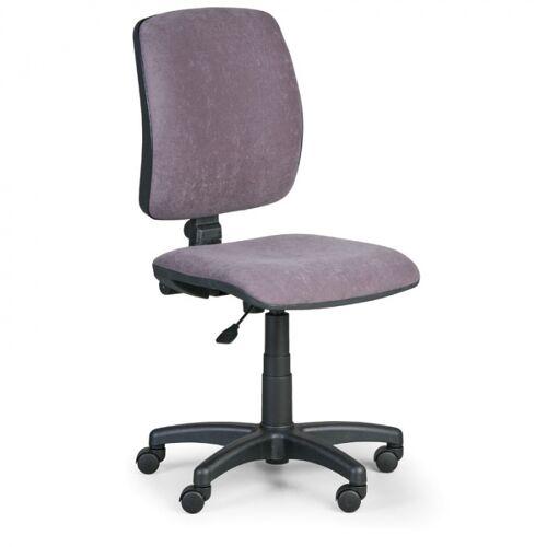EUROSEAT Krzesło biurowe torino ii bez podłokietników - szare